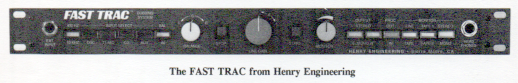 Henry Engineering Fast Trac