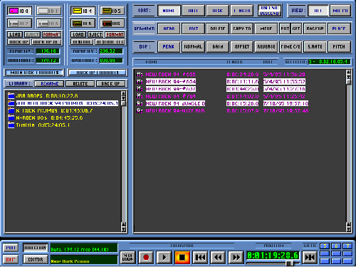 spectral-express-directory-screen