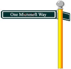 One-Microsoft-Way