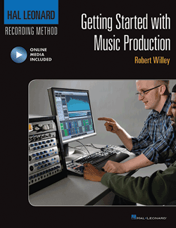 HalLeonard MusicProduction web