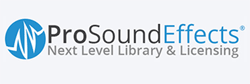 pro sound effects logo web