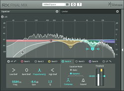 RX Final Mix Dynamic EQ web