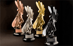 London Awards Statues web