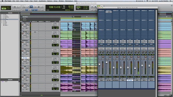 Q It Up: Which DAW are you using for your multi-track work