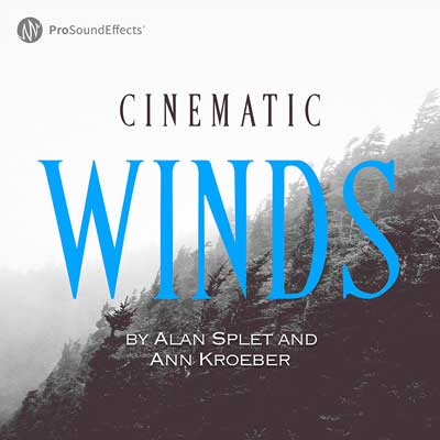 ProSoundEffects Cinematic Winds