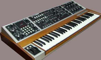 Memorymoog Plus Synthesizer