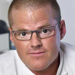 Heston Blumenthal BBC UK
