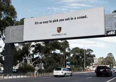 Porsche Digital Ad