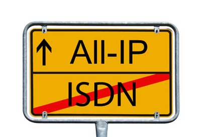 All IP ISDN