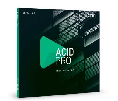 ACID Pro is back – the revolutionary DAW returns