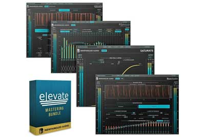 Eventide and Newfangled Audio add two new plug-ins for Elevate Bundle 1.5