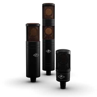 Antelope Audio unveil all-new Edge Family of modeling microphones