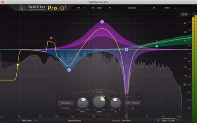 FabFilter Pro Q 3 400px