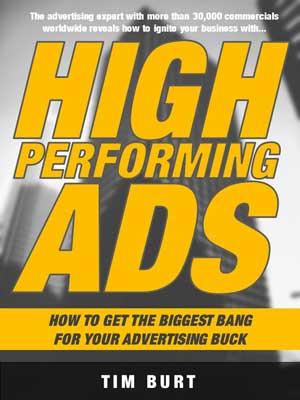 Tim Burt High Performing Ads