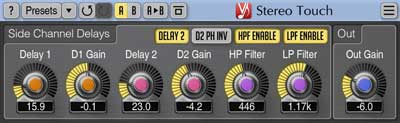 Voxengo Stereo Touch 2.10 Stereo Widener Plugin Released