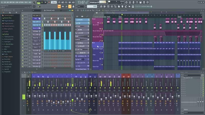 FL STUDIO 20 5 Released - Radio And Production