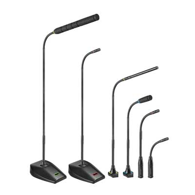 Audio-Technica Now Shipping New ES925 Modular Gooseneck Microphone Systems