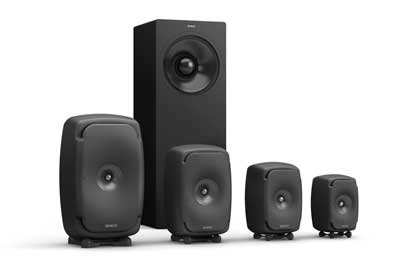 "Point Source Precision Meets Adaptive Woofer Technology in Genelec's Newly Expanded ""The Ones"" Family"