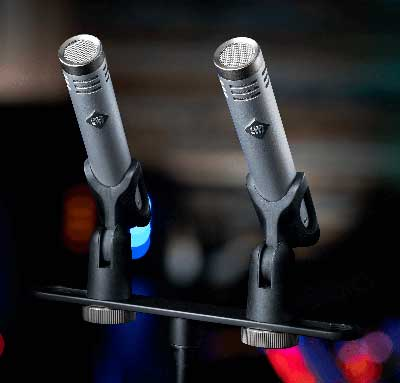 PreSonus Ships Versatile PX-1 and PM-2 Recording Mics