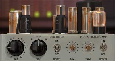 Fuse Audio Labs announces VPRE-2C plugin
