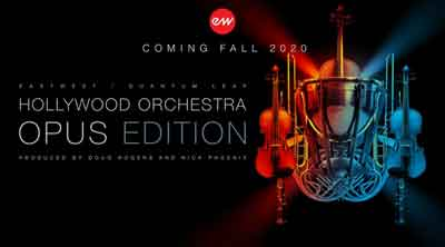 EastWest Announces Hollywood Orchestra Opus Edition