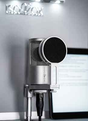 ISOVOX introduces ISOMIC microphone
