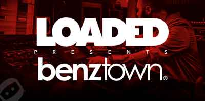 Loaded Production Music partner with Benztown Branding
